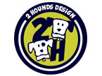 2 hounds design logo sm