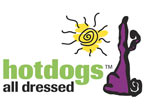 Hotdogs all Dressed Up Logo sm